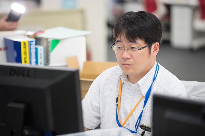 技術営業・設計コース